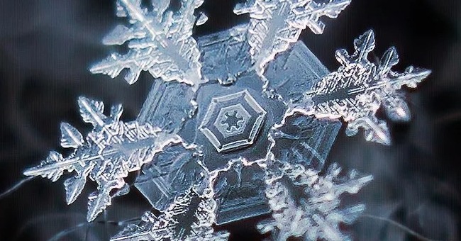 Пришло время зимних материалов!
